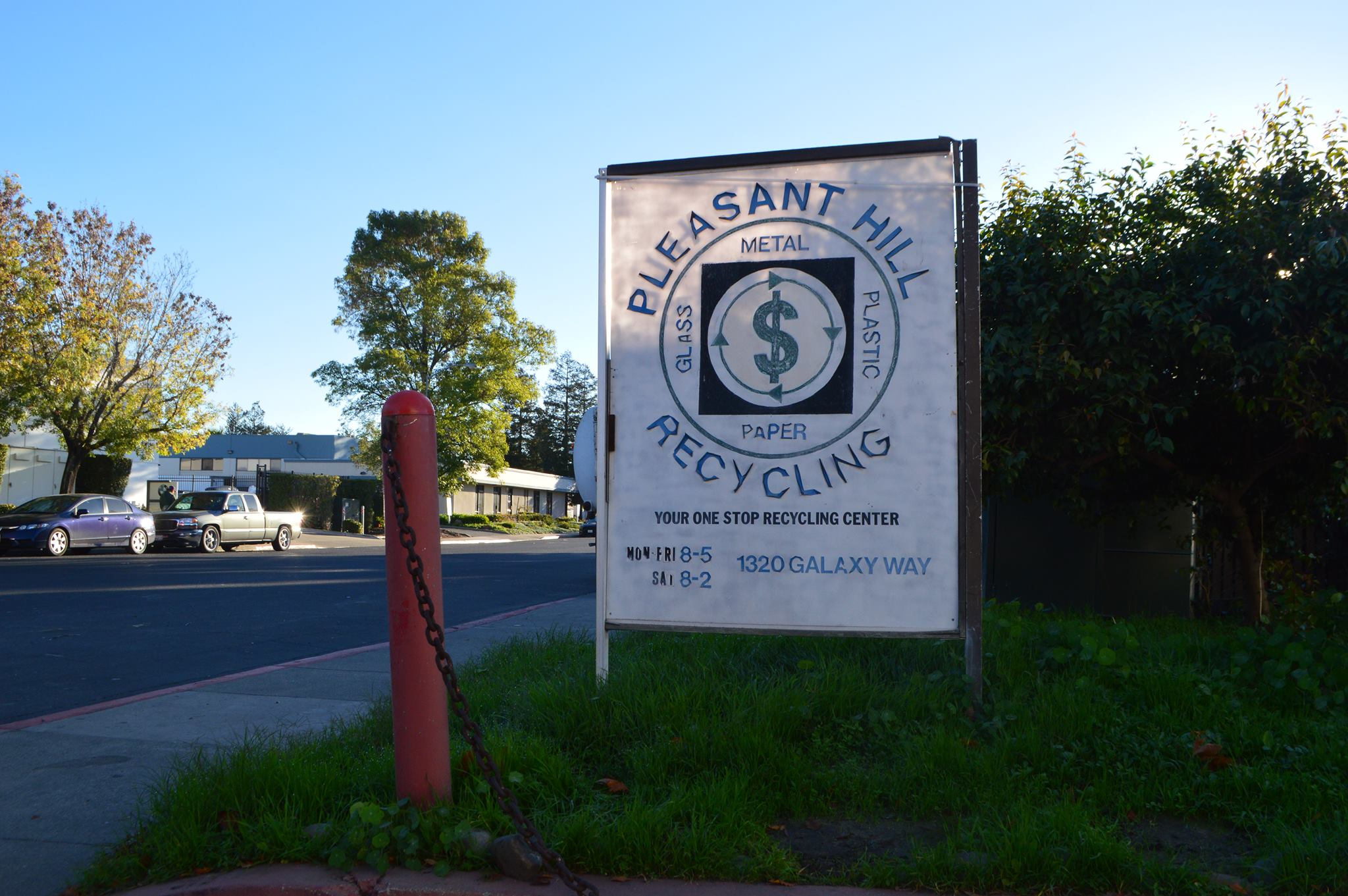 Concord Recycling Center - Concord, CA - East Bay Area